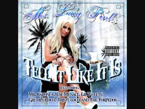 Ms Lady Pinks - Fake Love