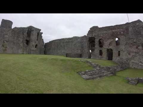 Denbigh Castle North Wales