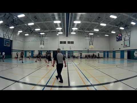 Ottawa Elite U15 - 2017 Chris Paulin Memorial Tournament - Game 1 vs OSS U16