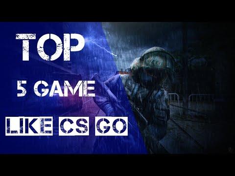 Best Csgo Games