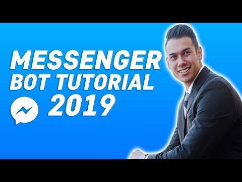 Messenger Bot Marketing For BUILDING A MASSIVE LIST (Free Manychat Tutorial)