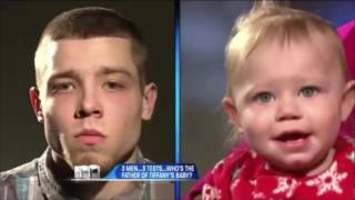 The Maury Show | She's 200,000,000 % positive he's the father
