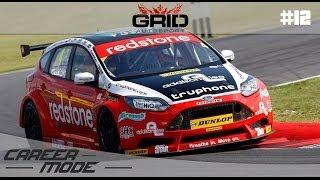 GRID Autosport Gameplay Career Mode - Part 12 Touring Car Carnage! (PC Gameplay Walkthrough)