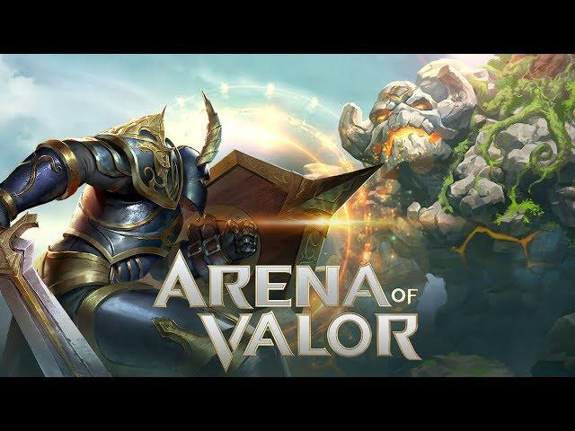 ПРОБУЕМ ARENA OF VALOR| ARENA OF VALOR