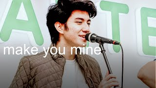 Hanif Andarevi ft Eclat - Make You Mine Acoustic Cover