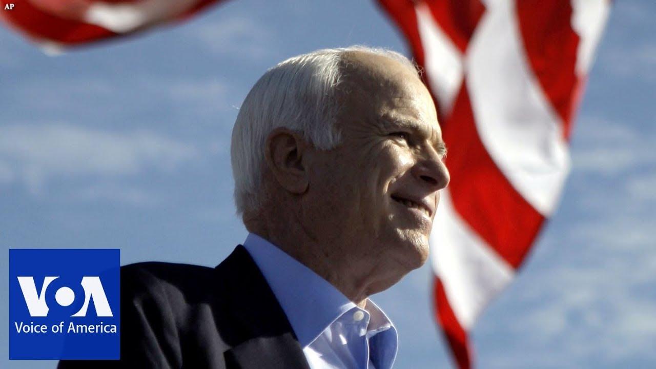 IN PHOTOS: US Senator, War Hero John McCain Public Moments