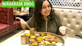 connectYoutube - MAHARAJA BHOG Restaurant Mumbai