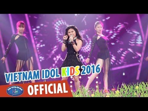 THẦN TƯỢNG ÂM NHẠC NHÍ 2016 - CHUNG KẾT - BORN THIS WAY - BẢO TRÂN - FULL HD