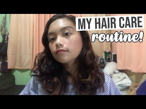My Curly Hair Care Routine Philippines Mara Adriano Youtube