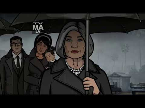 Download Archer Funeral Season 8 Intro