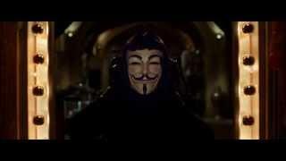 """Речь Протэро, """"Голоса Лондона"""". 'V for Vendetta'"""