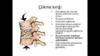 Vertabroplasti ,Kifoplasti : Gereksiz Cerrahi Kemik Çimentosu : Sigorta Sistemimizi Yağmalayanlar