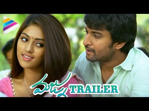 Majnu Latest Movie Trailer | Nani | Anu Emmanuel | Priya Shr