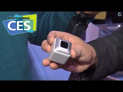 CES 2015 - Digital Skin Coach From Oku - GetConnected TV