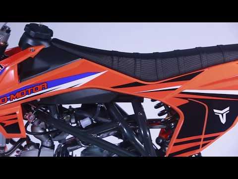 Tao Tao DBX1 140cc Dirt Bike Awarded Best Seller