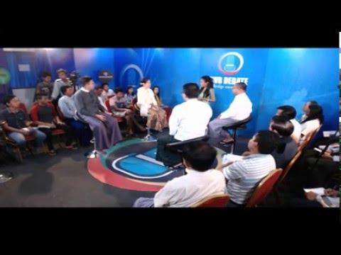DVB Debate Live: SME Business (13/02/2016)