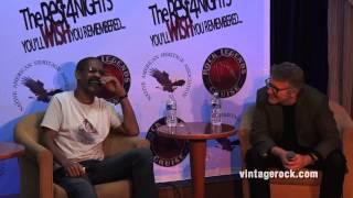 Rock Legends Cruise III: Lonnie Jordan & Rik Emmett Q&A