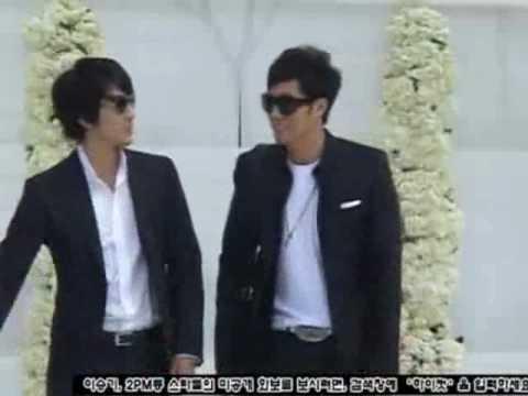 sao ra mắt quan khách và báo chí đám cưới của Jang Dong Gun và Ko So Young