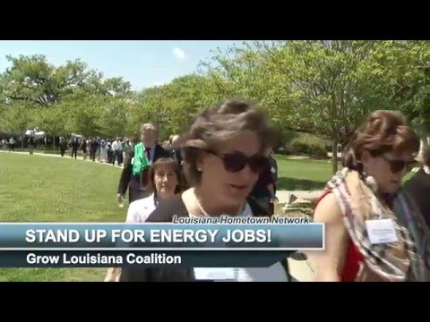 Grow Louisiana Coalition - Stand Up for Energy Jobs!