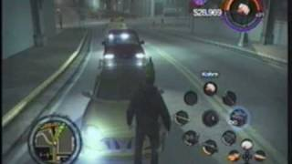 Saints Row 2 (PS3) Gameplay [Online Co-op Shenanigans_(Video 1 of 2)]