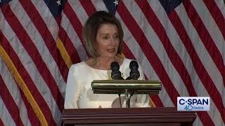 Speaker Pelosi Marks 100th Anniversary of 19th Amendment