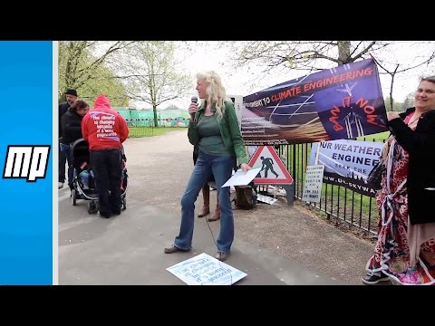 MP Media - March Against Chemtrails and Geoengineering - London 2016 - #11