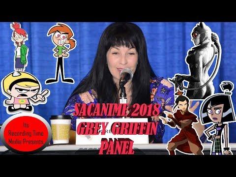 SacAnime 2018: Grey DeLisle Griffin Panel