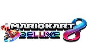 Mario Kart 8 Deluxe LIVE