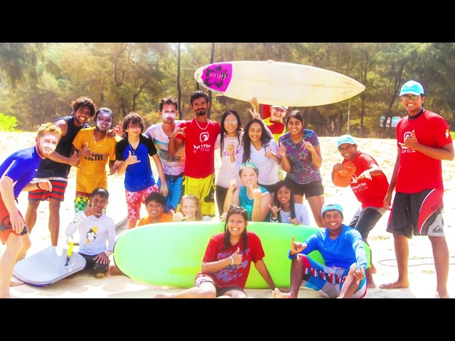 Summer's for Surfing - Mantra Surf Club!