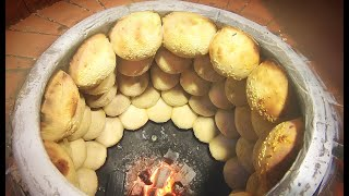 Pepper meat bun胡椒餅How to cook bunTaipei street foodmake bunRaohe night marketTaiwanese food