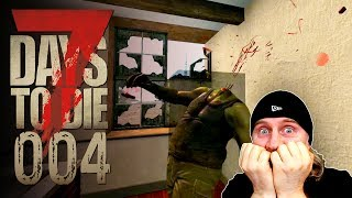 🔨 7 Days to Die [004] [Hotel des Grauens] Let's Play Gameplay Deutsch German thumbnail