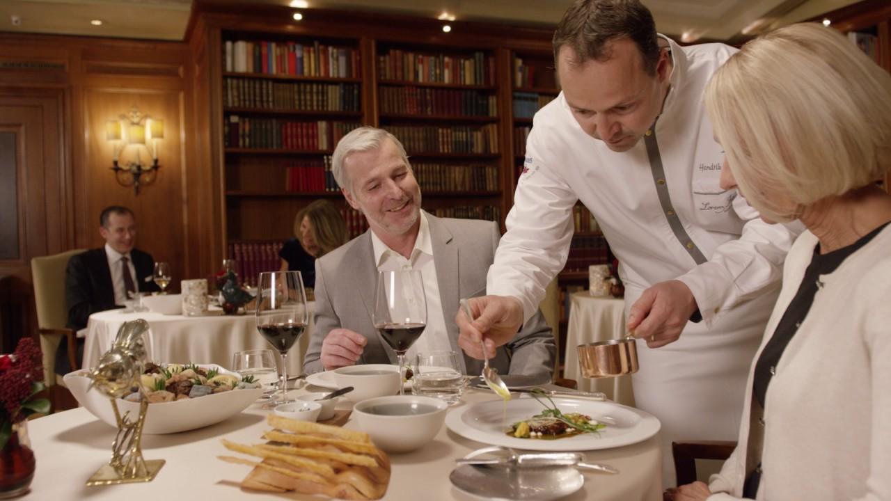 Restaurant Lorenz Adlon Esszimmer  YouTube