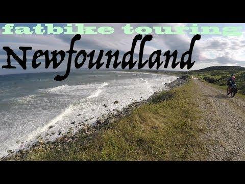 Fatbike Touring - Newfoundland
