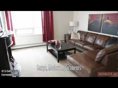 Kingston Apartments For Rent - Carruthers Wharf - 135 Ontario Street