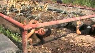 Ranger Training Group Thailand Pt.2.avi