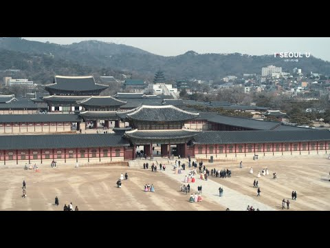 SEOUL'S VIEWPOINT Ⅱ : The day and night of Gyeongbokgung Pal