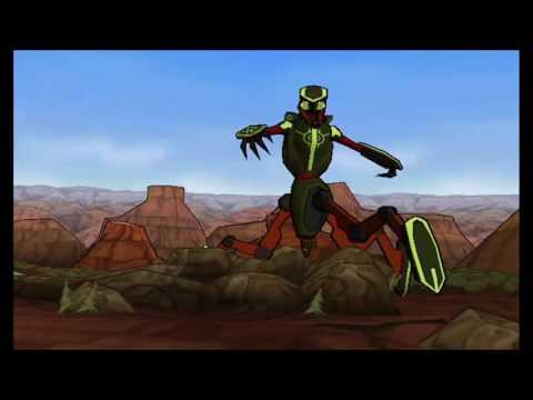 Мультик Игра БЕН 10 против Человек Паук Venom-woman игровой мультфильм для детей.