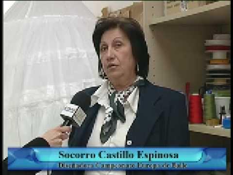 Socorro Castillo, diseñadora Campeonato de Europa ...