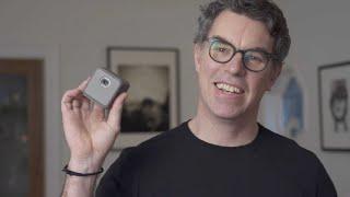 XPRIT smart cube projector blogger review