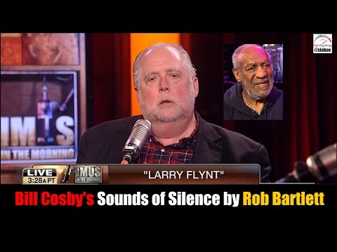 Bill Cosby's 'Sounds of Silence' by Rob Bartlett