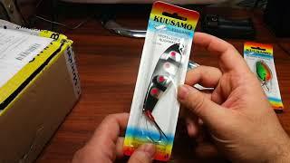 Распаковка рыболовных снастей с магазина Fmagazin