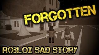 Oublié (Roblox Sad Story)