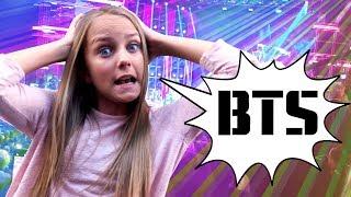 Britta sees BTS! | Billboard Awards | FunPop!