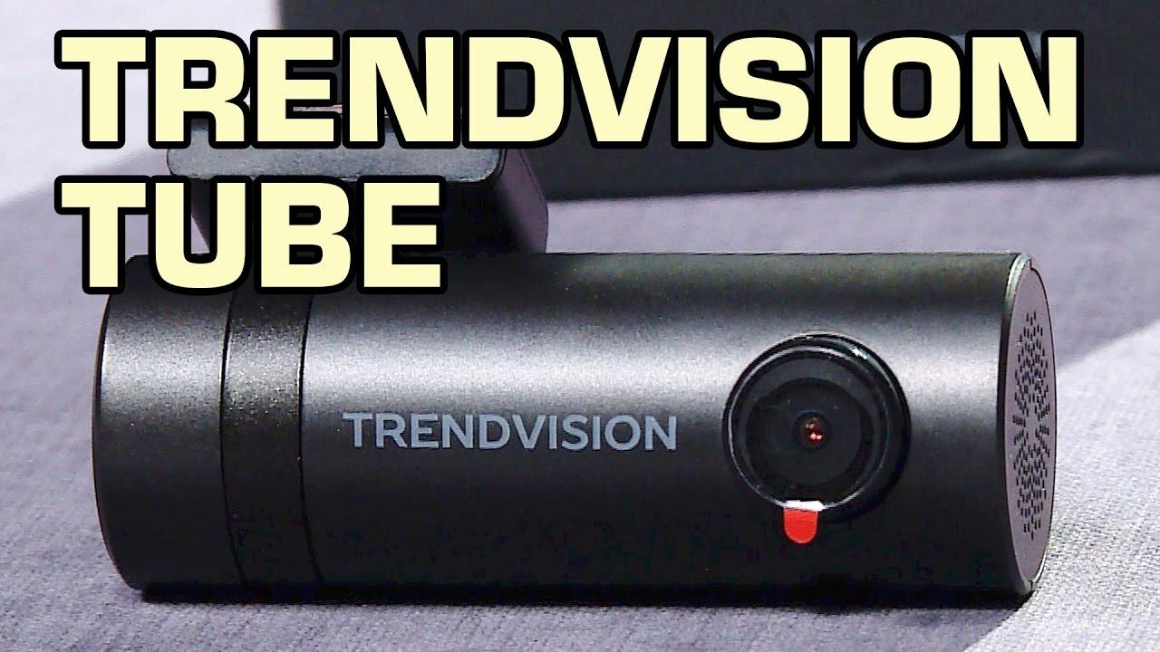 TRENDVISION TUBE – Wi-Fi-регистратора под iOS и Android