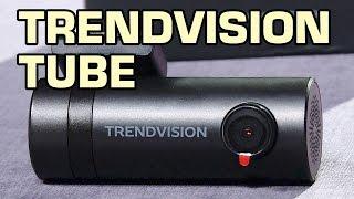 TrendVision Tube – Обзор Wi-Fi Регистратора с приложением для iOS и Android