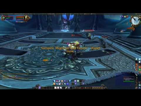 WoW Full House 25man ICC  priest solo