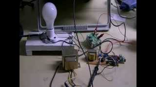 AC Power Control with Arduino