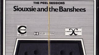 Siouxsie and the Banshees - Metal Postcard (LYRICS ON SCREEN) 📺