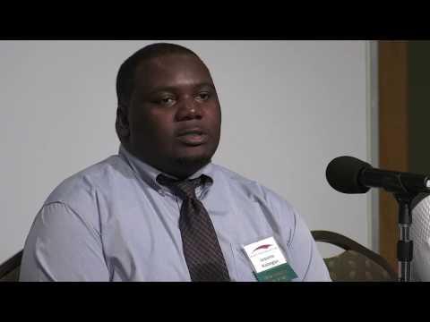 Jacquintas Washington - Scholarship Recipient