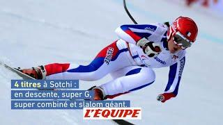 la France, au bon souvenir de Sotchi - Jeux paralympiques - Pyeonchang 2018
